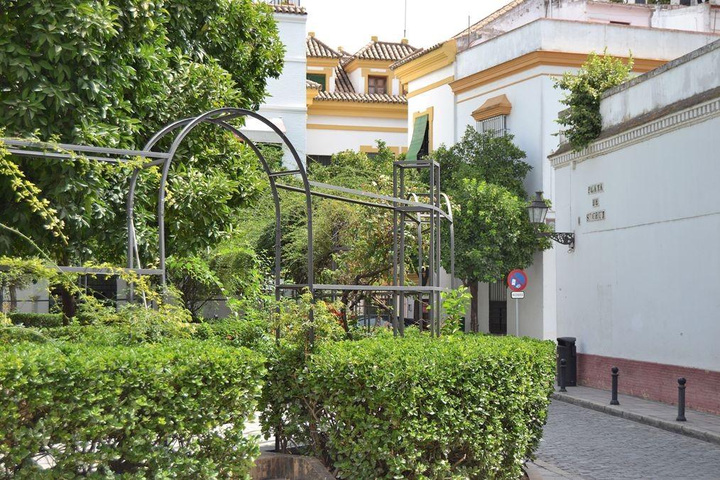 Holiday Rental Apartment In Plaza De Santa Cruz Seville