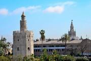 Sevilla-Terrace Torre del Oro